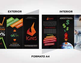 Nro 2 kilpailuun Diseñar un tríptico (Trifold Brochure) para ofrecer un software. käyttäjältä rodkid1