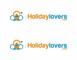 #43 untuk Design a Logo for www.holidaylovers.com oleh namishkashyap