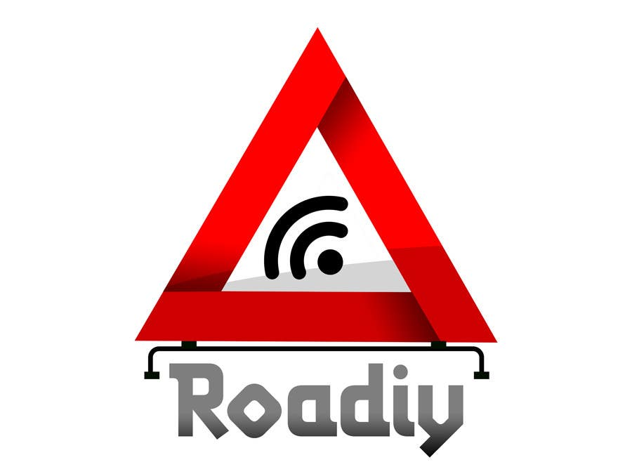 "Konkurrenceindlæg #50 for Logo Design for ""Roadiy"""