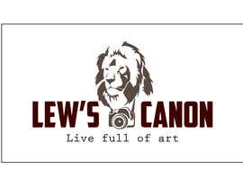 #4 para Design a Business Card for Lew's Canon por mohinimenon
