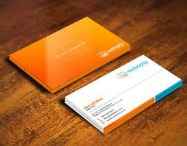 #5 untuk Design Business Cards For Digital Marketing Company oleh shyRosely