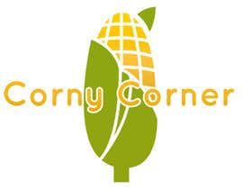 #17 for Create a Logo and Food Stall Look for Corny Corner af anshulbansal53