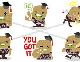 #8 untuk Design our company's messenger chat sticker set. oleh irvsat