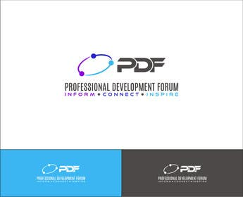 #175 untuk Design a Logo for Professional Development Forum oleh RPDonthemove