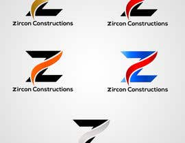 dlanorselarom tarafından Design a Logo for Zircon Projects & Zircon Constructions için no 48