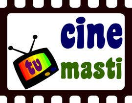 #179 for logo design for cinetvmasti.com by arunelias3