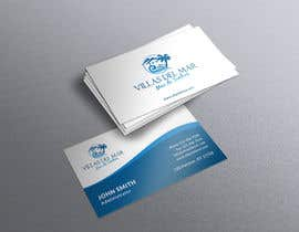 #55 untuk Design a Logo + Stationary for: Villas del Mar oleh cbarberiu
