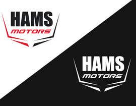 #46 cho Diseñar un logotipo for Hams Motors bởi SCREAMSAM