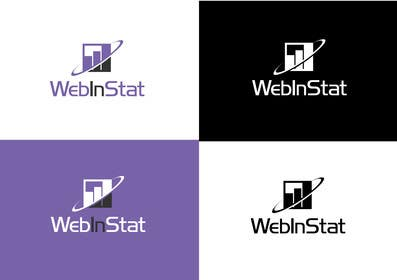 Nro 57 kilpailuun WebInStat Company Logo käyttäjältä farooqshahjee