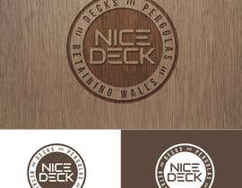 b74design tarafından Design a Logo for DECKING BUSINESS için no 82
