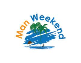 #33 for Design a Logo for Man Weekend af dreamer509