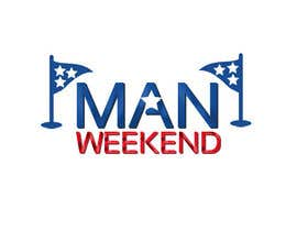 #34 for Design a Logo for Man Weekend af gorantadic