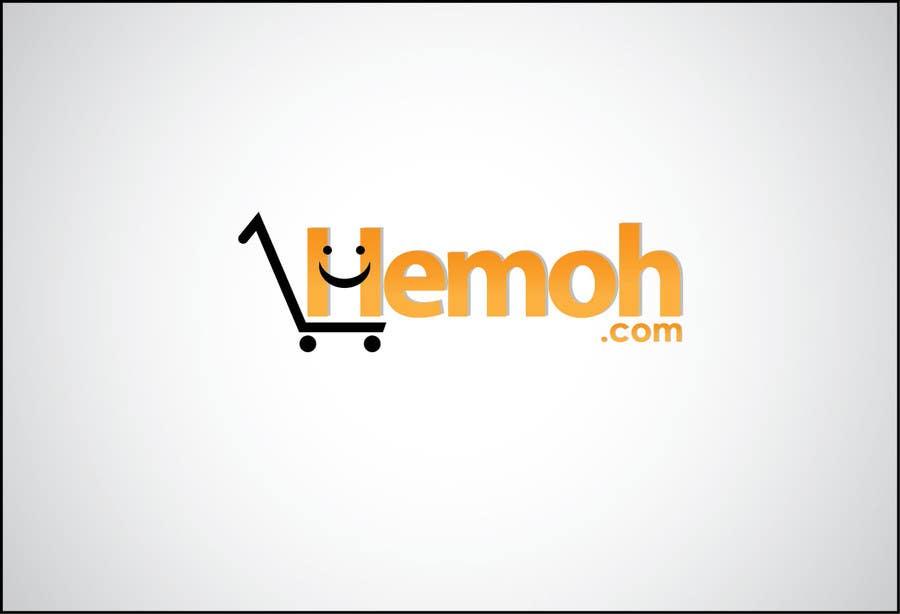 Bài tham dự cuộc thi #                                        69                                      cho                                         Webshop Logo design + one-letter Favicon (H)