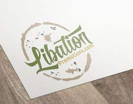 #21 for Design a Logo for Libation Promotions by vladspataroiu