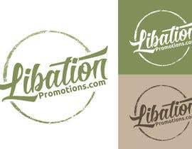 #27 para Design a Logo for Libation Promotions por vladspataroiu