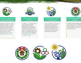 mo2c tarafından Design 3 Icons for a Landscaping Website için no 2