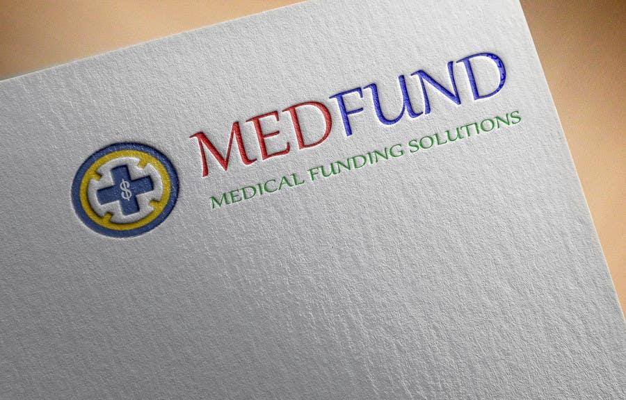 Bài tham dự cuộc thi #66 cho Design a Logo for MedFund