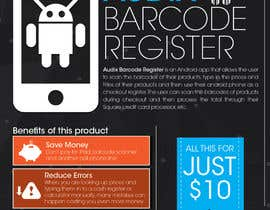#6 cho Design an Advertisement for Audix Barcode Register bởi blackd51th