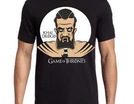 #28 for Design a Game of Thrones T-Shirt Tee by akalyanpurkar