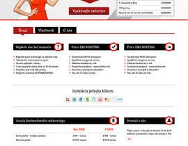 #17 for Redesign landing page by helixnebula2010