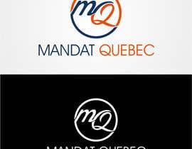 #21 para Design a Logo for  M a n d a t              Q u e b ec por rajnandanpatel
