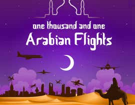 "#58 for Design ""1001 Arabian Flights"" by leandeganos"