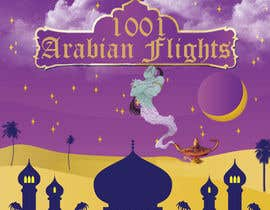 "#74 for Design ""1001 Arabian Flights"" by burhansaif043"
