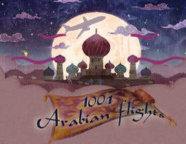 "#62 for Design ""1001 Arabian Flights"" by sakinaazad"