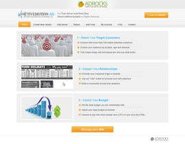 RockingGraphics tarafından Website Design for Active Motion Ad için no 36