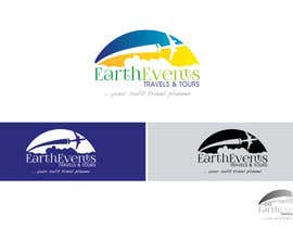 #81 untuk Design a Logo for EARTH EVENTS Travels & Tours oleh samehsos