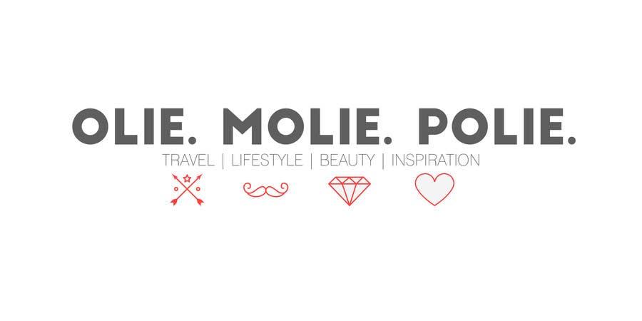 """Konkurrenceindlæg #5 for Design a Logo for a personal blog """"OlieMoliePolie"""""""