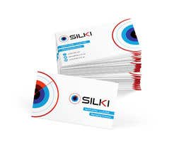 #296 untuk Design some Business Cards for Silki oleh LukeWdesign
