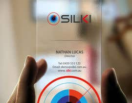 #302 untuk Design some Business Cards for Silki oleh logosuit