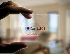 #303 untuk Design some Business Cards for Silki oleh logosuit
