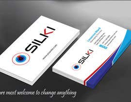 #286 untuk Design some Business Cards for Silki oleh mamun313