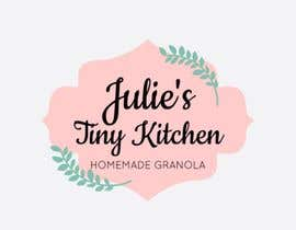 #23 for Design a Logo for Julie's Tiny Kitchen af Hanarosli1408