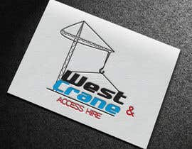 #12 for Design a Logo for West Crane & Access Hire by mak633
