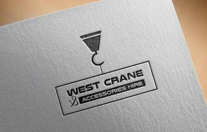#19 for Design a Logo for West Crane & Access Hire af mdrashed2609