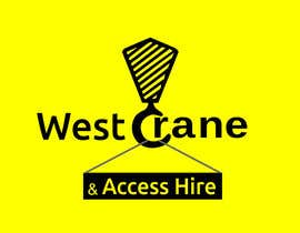 #11 for Design a Logo for West Crane & Access Hire by zvereshukov