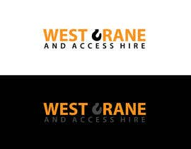 #10 for Design a Logo for West Crane & Access Hire af roedylioe