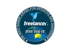 #3 untuk Design a badge in a NASA space mission style for Freelancer.com! oleh dmned