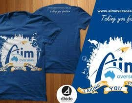 #13 for Design a T-Shirt for AIM Overseas by dhido