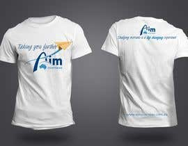 #26 for Design a T-Shirt for AIM Overseas af seteki