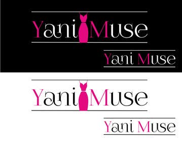 #73 for Design a Logo for Yani Muse by stoilova