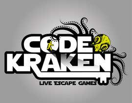 "#119 untuk Design a Logo for an ""Escape Game"" brand. oleh Zsuska"