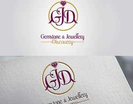 #40 for Design a Logo for Gemstone and Jewellery Discovery af Med7008
