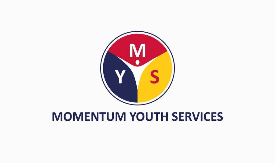 Bài tham dự cuộc thi #82 cho Design a Logo for Momentum Youth Services