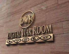 #54 for Digital War Room Logo and Business Card af saonmahmud2