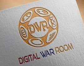 #75 for Digital War Room Logo and Business Card af saonmahmud2