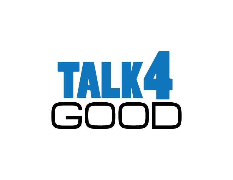 Penyertaan Peraduan #24 untuk Talk4Good Company Logo